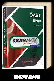 ÖABT Türkçe Kavramatik Soru Bankası (Tamamı Çözümlü)