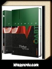 ÖABT Premium Türkçe Öğretmenliği Konu Anlatımlı (2 Cilt)