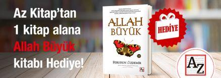 """Az Kitap'tan 1 Kitap Alana """"Allah Büyük'' Kitabı Hediye..."""