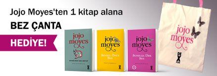 """Jojo Moyes'ten 1 Kitap alana ''Bez Çanta """" Hediye…"""