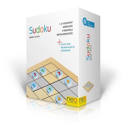 Sudoku Junior 1-2-3-4