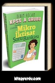 2018 KPSS A Mikro İktisat Tamamı Çözümlü Soru Bankası