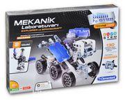 Mekanik Laboratuvarı - Explorer & Spacecraft (Kod:64997)