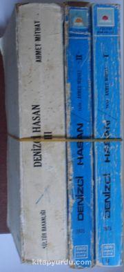 Denizci Hasan - Hasan Mellah (3 Cilt Takım) ( Kod: 6-F-7)