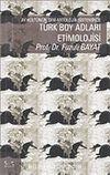 Türk Boy Adları Etimolojisi