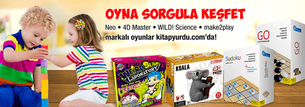 NEO & WILD SCIENCE & MAKE 2 PLAY & 4D MASTER