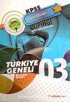 KPSS Eğitim Bilimleri Türkiye Geneli Deneme Sınavı