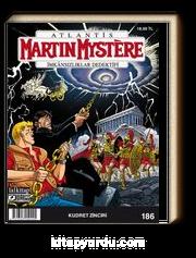 Martin Mystere sayı 186