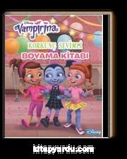 Disney Vampirina Korkunç Sevimli Boyama Kitabı Kollektif