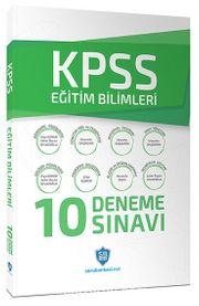 2018 KPSS Eğitim Bilimleri 10 Deneme Sınavı