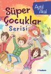 Süper Çocuklar Serisi (4 Kitap)
