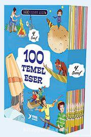 4. Sınıf 100 Temel Eser (10 Kitap)