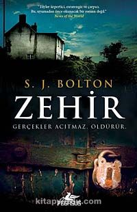Zehir - S. J. Bolton pdf epub