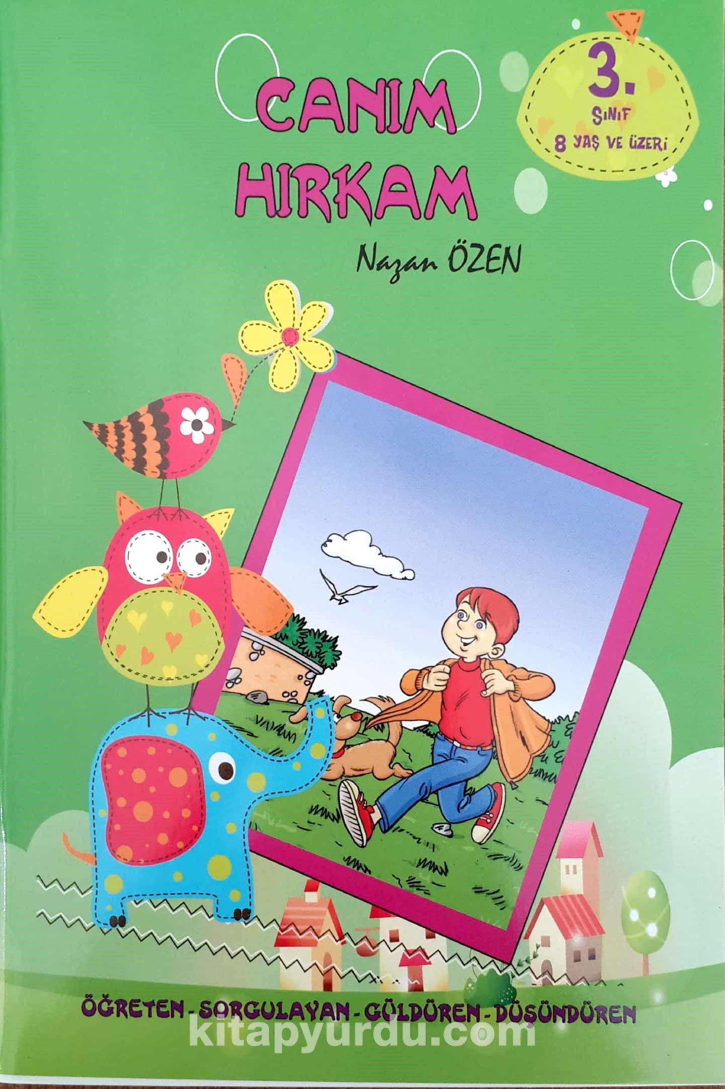 Canım Hırkam (3. Sınıf) - Nazan Özen pdf epub