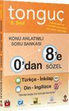 0'dan 8'e Sözel Konu Anlatımlı Soru Bankası