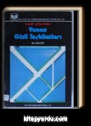 İşgal Yıllarında Yunan Gizli Teşkilatları (Kod:6-D-12)
