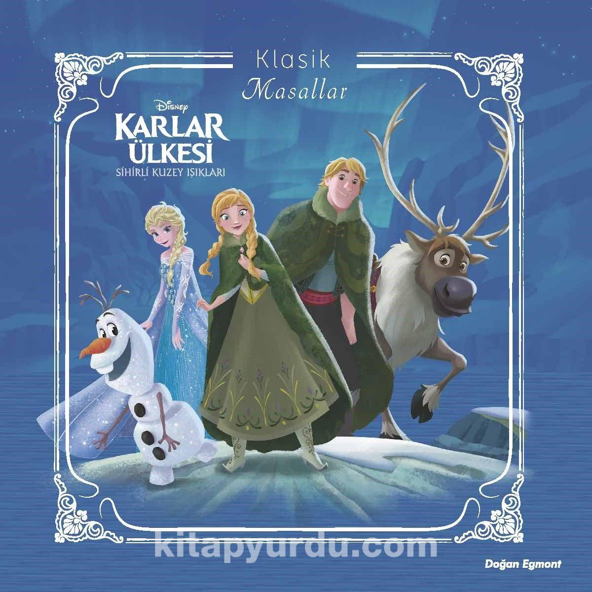 Disney Klasik Masallar - Karlar ÜlkesiSihirli Kuzey Işıkları - Kollektif pdf epub