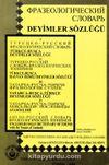 Türkçe-Rusça Deyimler Sözlüğü
