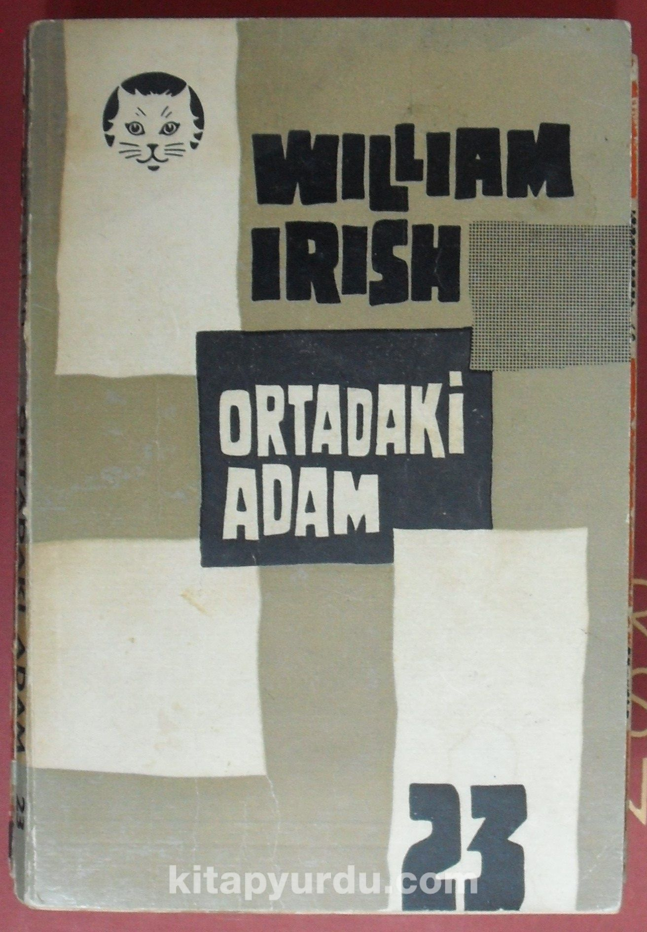 Ortadaki Adam (Kod:6-A-39) - William Irish pdf epub