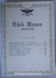 Türk Mason Dergisi / 7 Farklı Sayı (Kod:6-A-49)