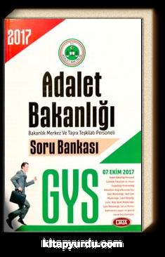 2018 GYS Adalet Bakanlığı Soru Bankası