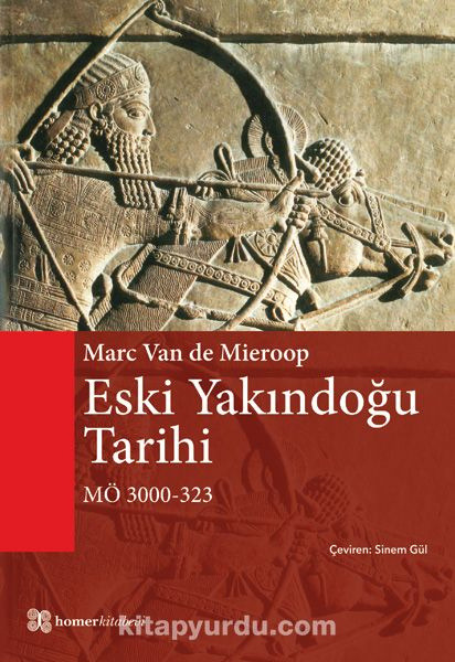 Eski Yakındoğu Tarihi - Marc Van de Mieroop pdf epub