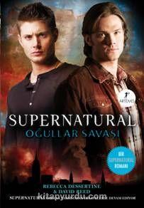 Supernatural - Oğullar Savaşı - David Reed pdf epub