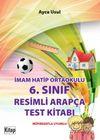 6. Sınıf Resimli Arapça Test Kitabı (Yeni Müfredat)