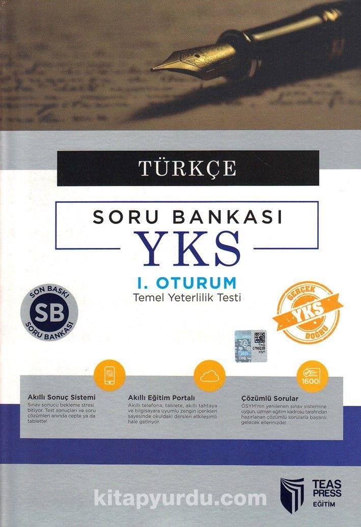 YKS I. Oturum Türkçe Soru Bankası - Kollektif pdf epub