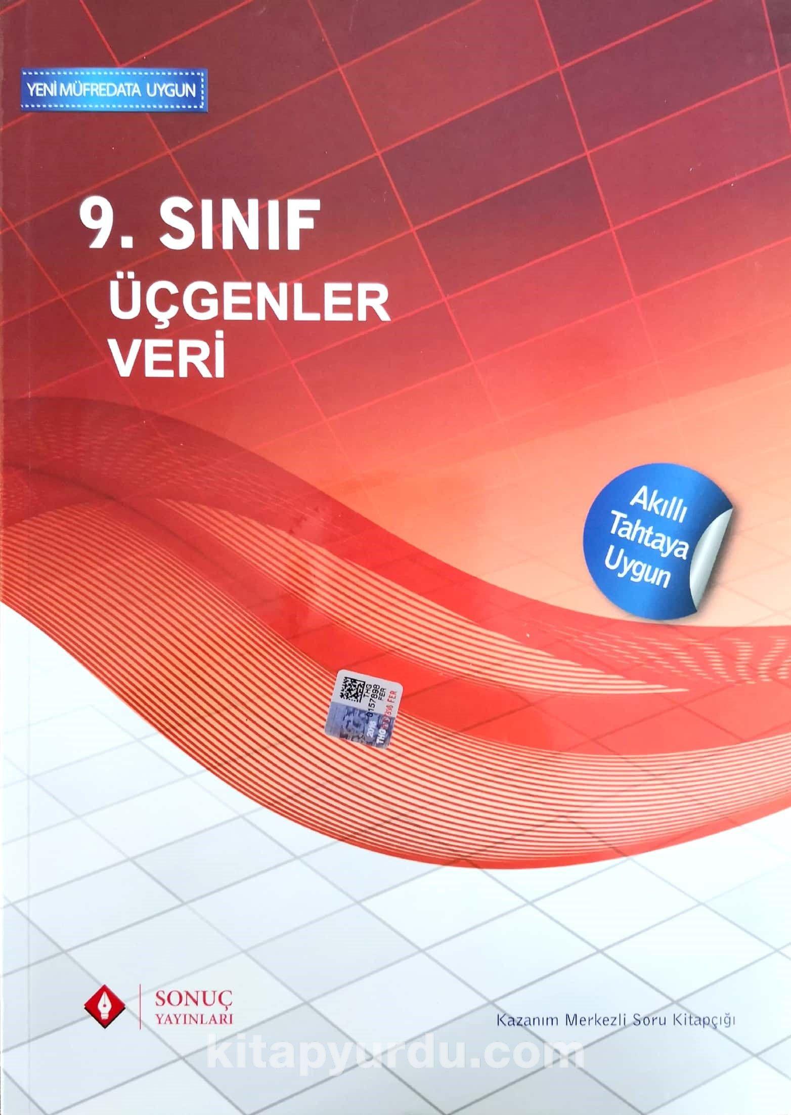 9. Sınıf Üçgenler Veri - Kollektif pdf epub