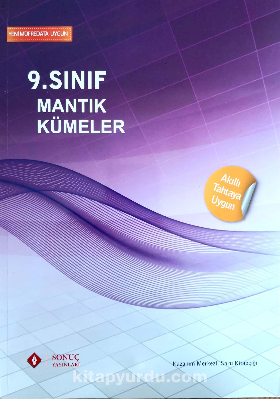 9. Sınıf Mantık Kümeler - Kollektif pdf epub