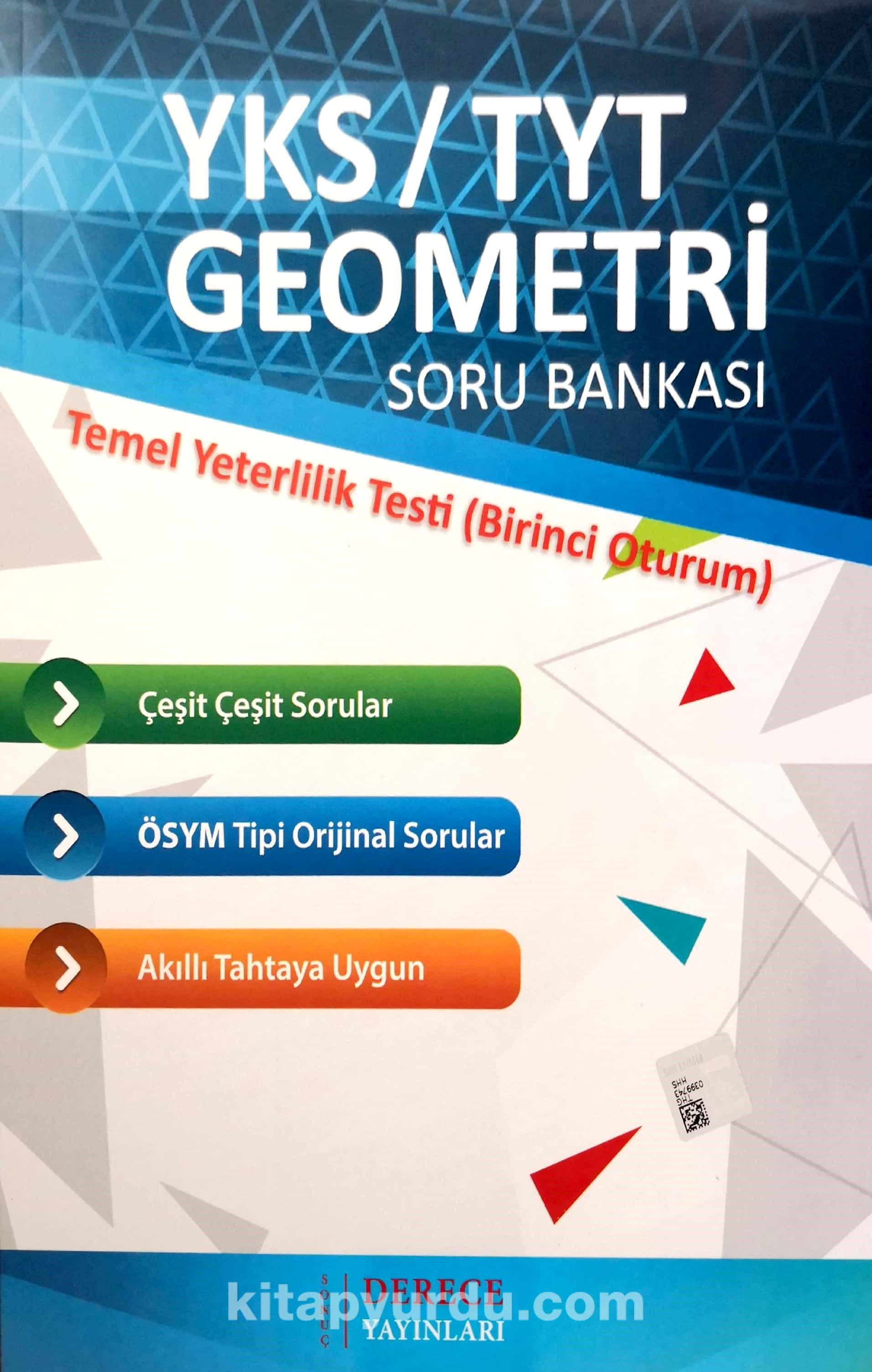 YKSTYT Geometri Soru Bankası - Kollektif pdf epub