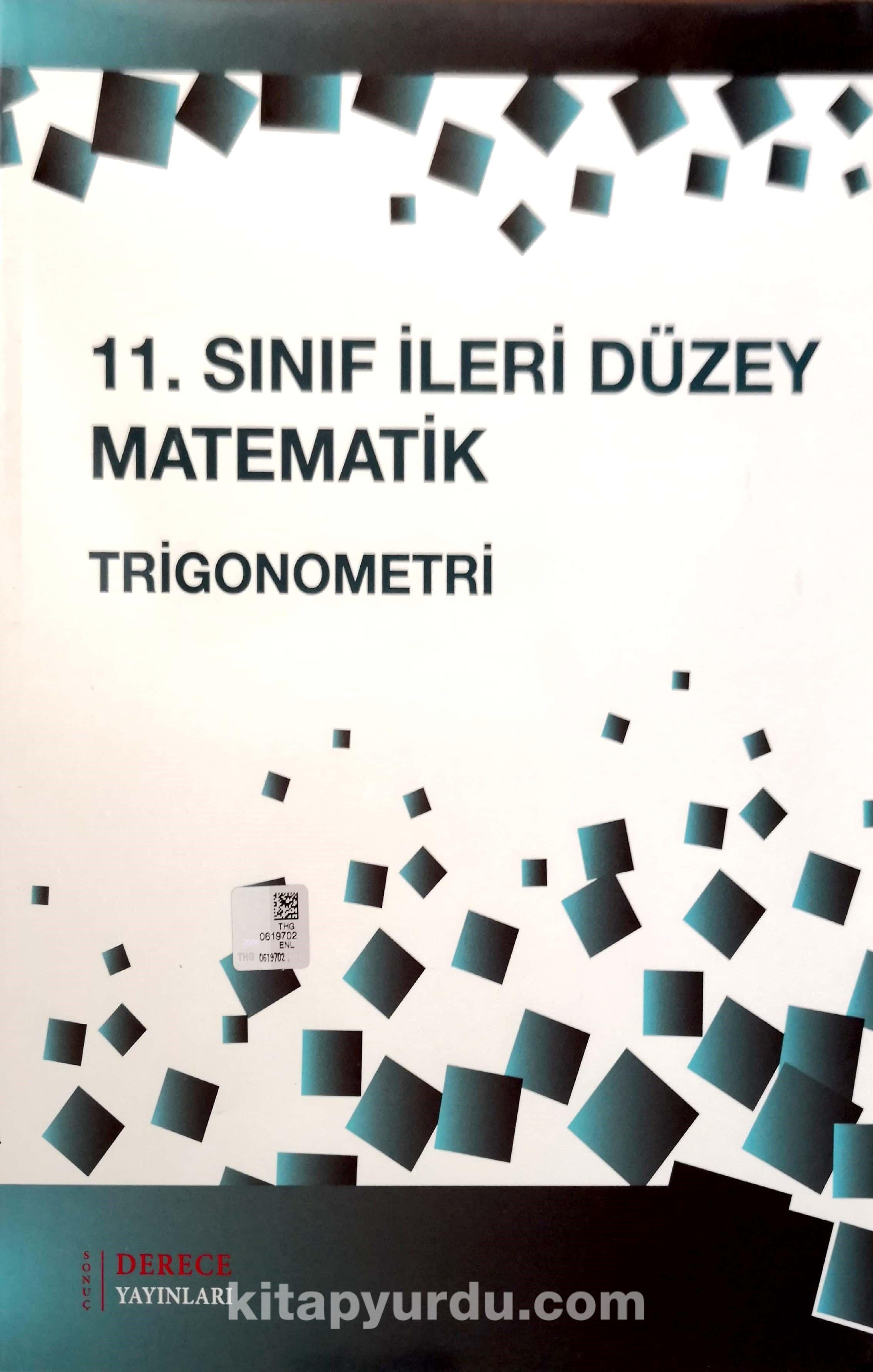 11. Sınıf İleri Düzey Matematik Trigonometri - Kollektif pdf epub