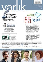 Varlık Aylık Edebiyat ve Kültür Dergisi Temmuz 2018
