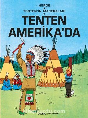 Tenten Amerika'da - Herge pdf epub