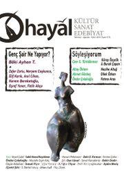 Hayal Kültür Sanat Edebiyat Dergisi Sayı:66 Temmuz-Ağustos-Eylül 2018