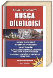 Kolay Yöntemlerle Rusça Dilbilgisi (Cd Ekli)