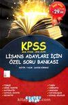 KPSS Genel Yetenek Genel Kültür Lisans Adayları İçin Özel Soru Bankası