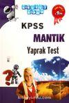 KPSS Mantık Yaprak Test