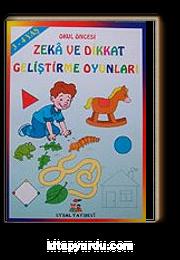 Okul Öncesi Zeka ve Dikkat Geliştirme Oyunları (3-4 Yaş )
