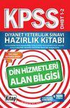 KPSS Diyanet Yeterlik Sınavı, Din Hizmetleri Alan Bilgisi Sınavı Hazırlık Kitabı