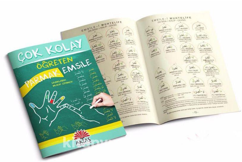 Çok Kolay Öğreten Parmak Emsile - Mustafa Ülker pdf epub