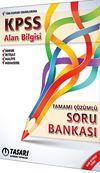 KPSS Alan Bilgisi Tamamı Çözümlü Soru Bankası