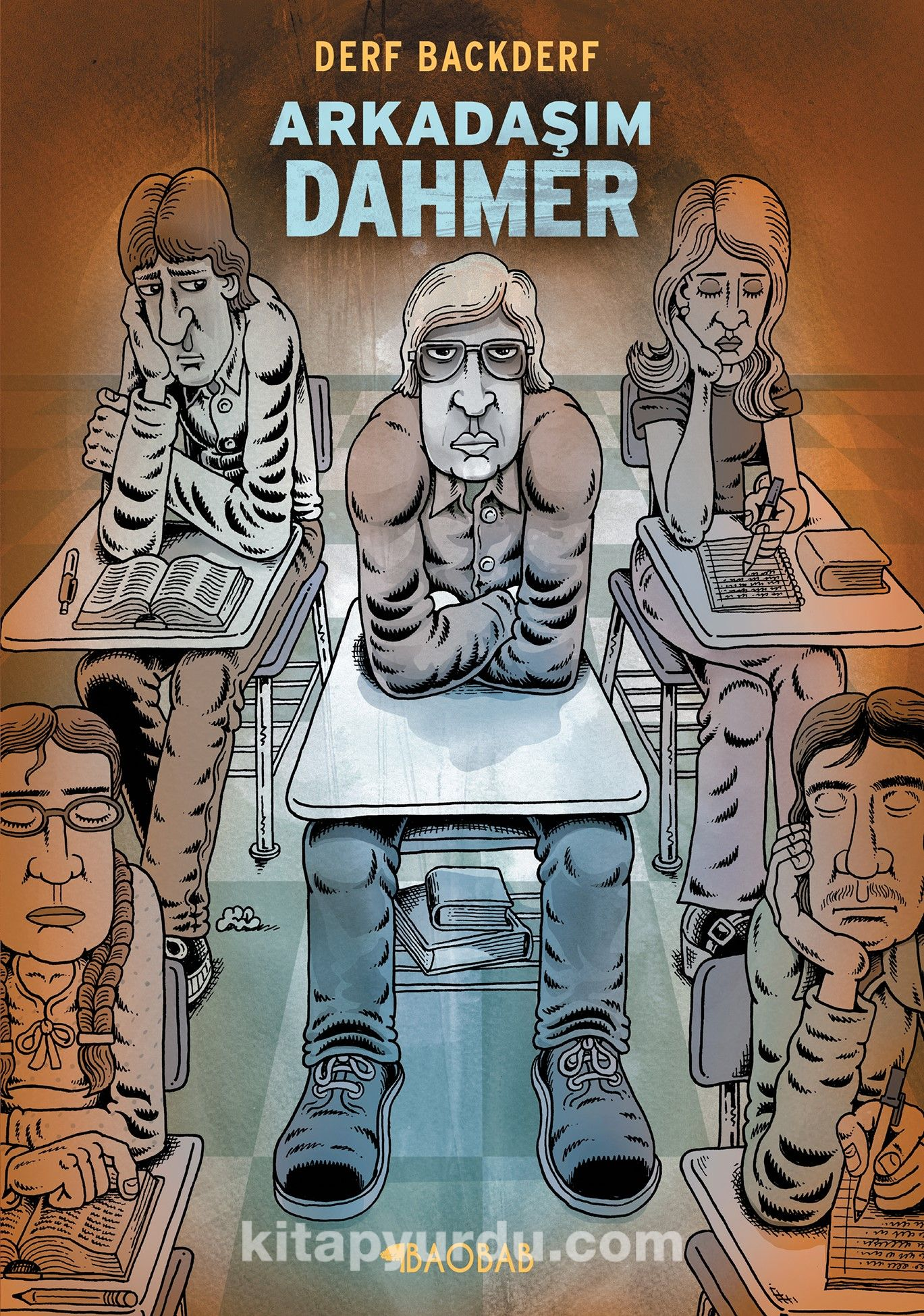 Arkadaşım Dahmer - Derf Backderf pdf epub