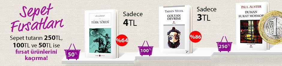 """50TL ve Üzeri Alışverişinize """"Türk Töresi"""" Sadece 4TL"""
