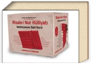 Risale-i Nur Külliyatı- İki Renkli (14 + 2 Hediye Kitap)