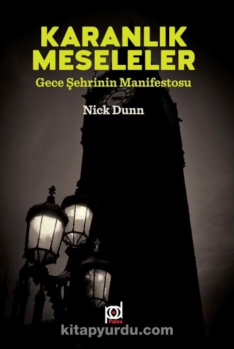 Karanlık Meseleler - Nick Dunn pdf epub