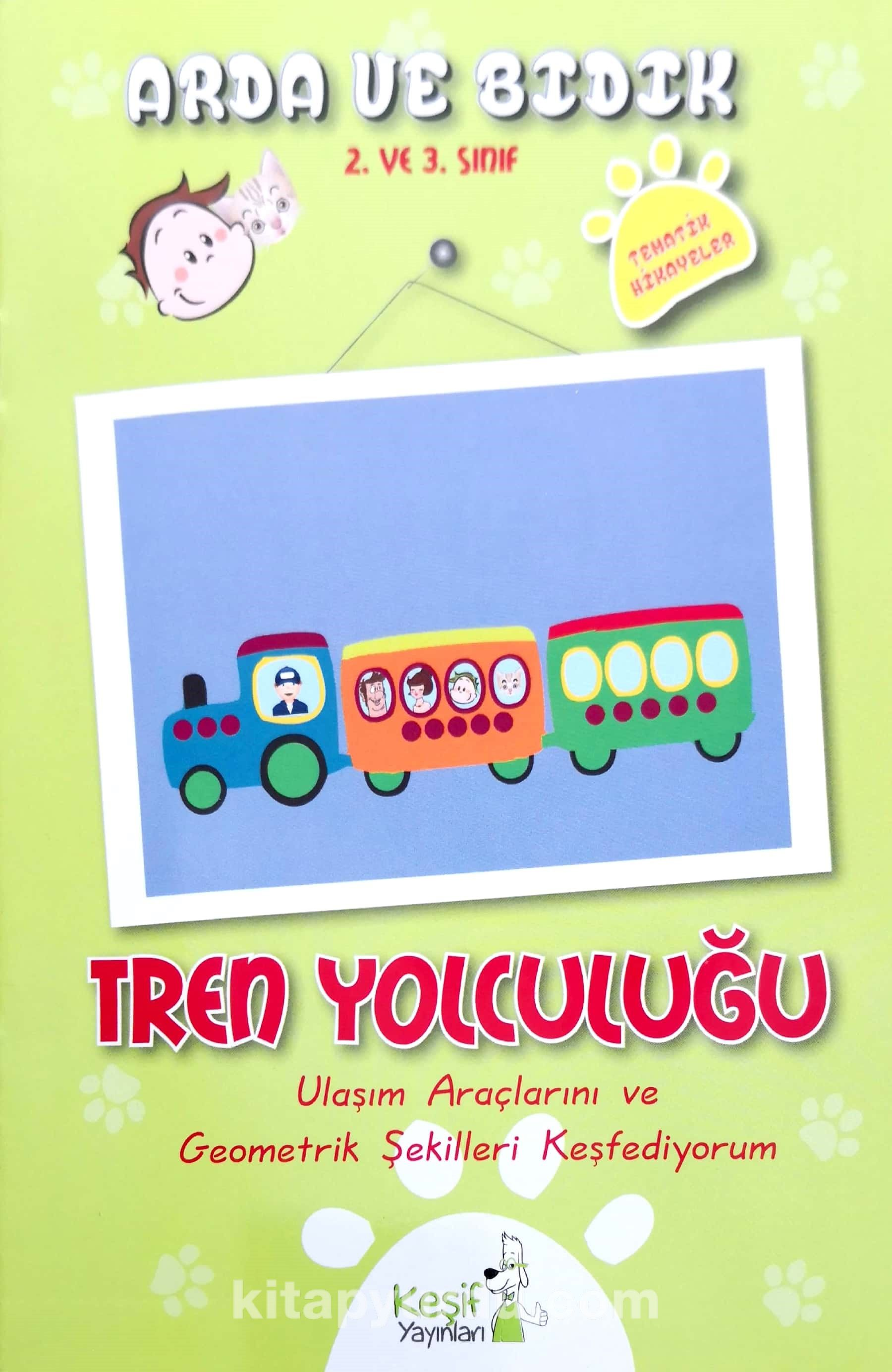 Tren Yolculuğu(2. ve 3. Sınıf) - Kollektif pdf epub