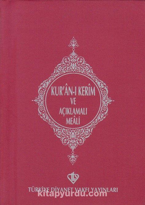 Kuranı Kerim ve Açıklamalı Meali (Metinli – Cep Boy) - Komisyon pdf epub