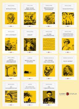 Karbon Kitaplar Almanca Seti (15 Kitap)